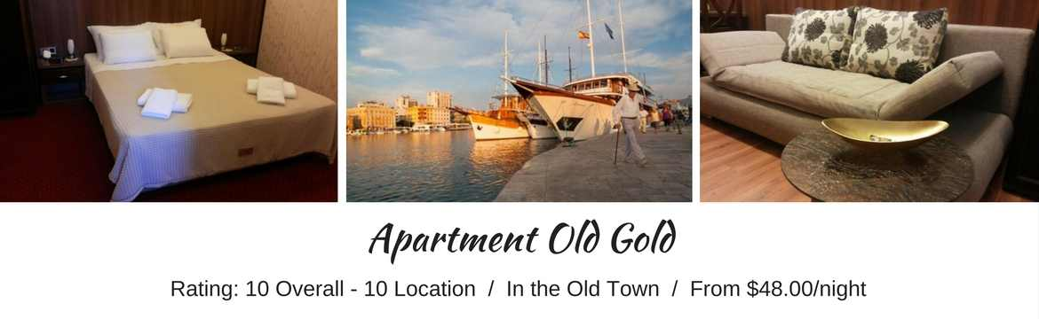 Apartment Old Gold - Zadar, Croatia