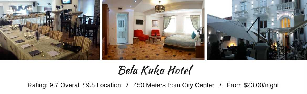 Bela Kuka Hotel, Bitola - Macedonia Travel Spots For Budget Travelers