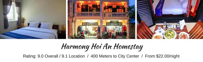Harmony Hoian Homestay, Hoi An Tailors