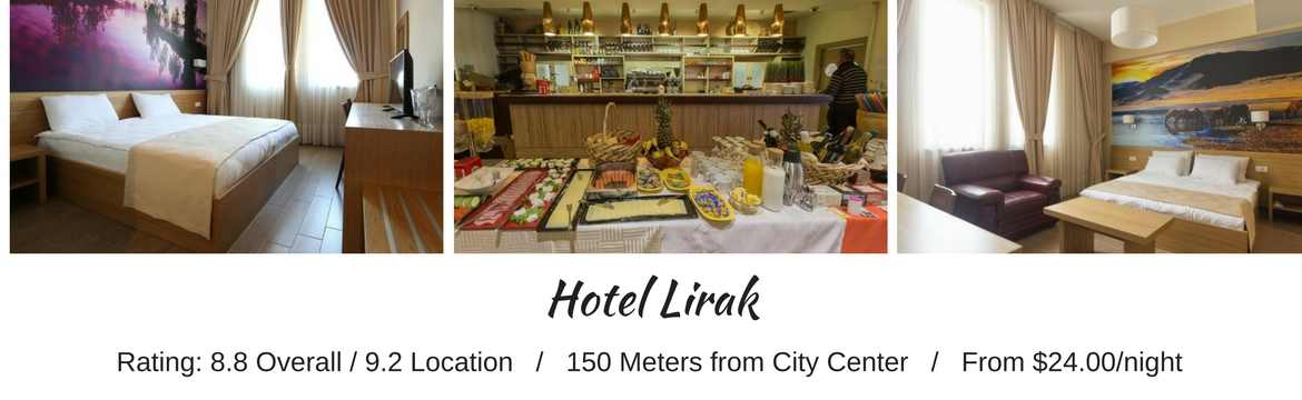 Hotel Lirak, Tetovo - Macedonia Travel Spots For Budget Travelers