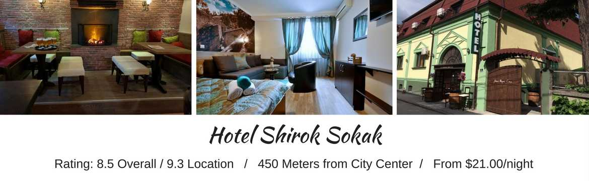 Hotel Shirok Sokak, Bitola - Macedonia Travel Spots For Budget Travelers