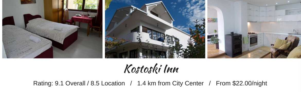 Kostoski Inn, Prilep - Macedonia Travel Spots For Budget Travelers