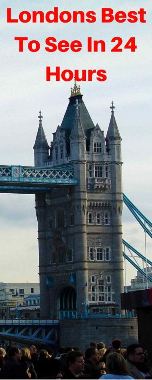 London Her Best to See in 24 Hours