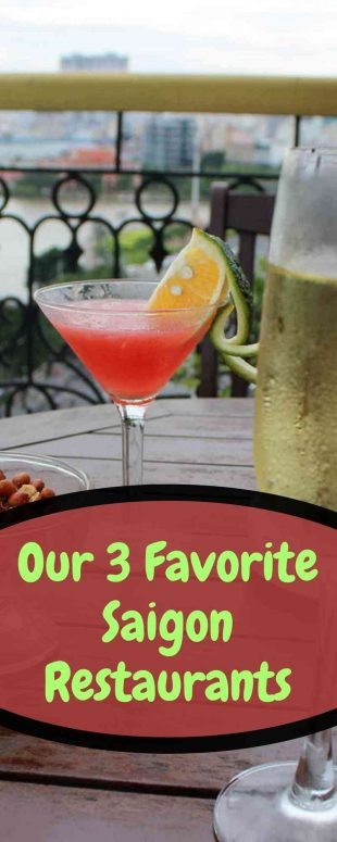 Our 3 Favorite Saigon Restaurants