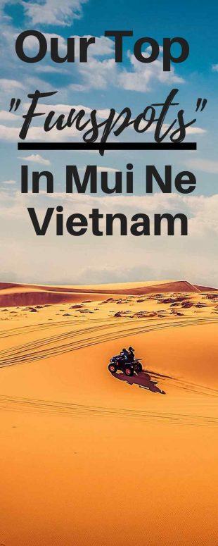 Our Top Pick Mui Ne – Relaxing in Vietnam