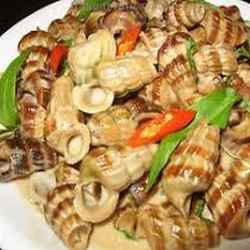 oc len xao dua - Our Top Ho Chi Minh Restaurants