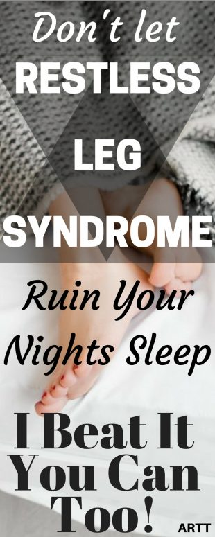 Don't Let RLS Ruin Your Night's Sleep