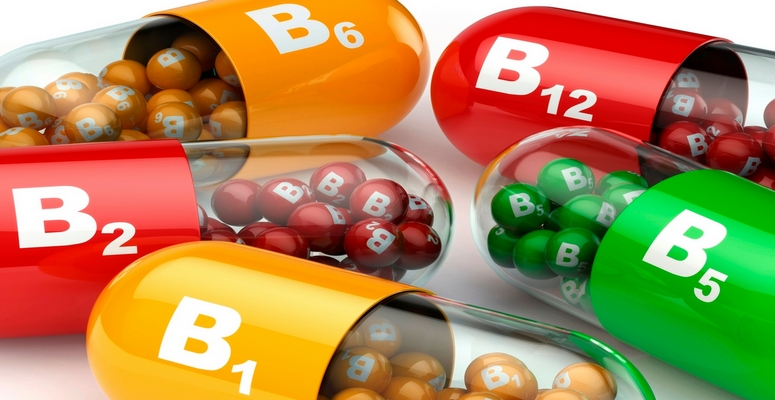 Vitamin B - Fat Burning Vitamins That Promote Weight Loss